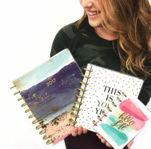 happy planner me and my big ideas