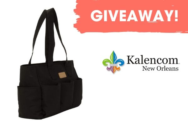 Diaper bag giveaway feature